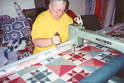 Making a Snugglers Quilt